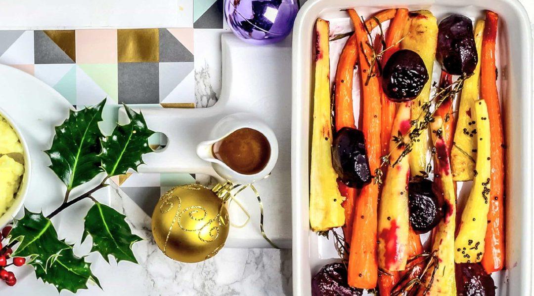 Consejos para una cena navideña saludable