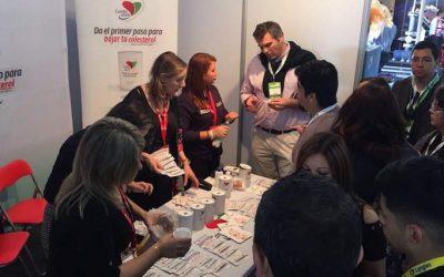 Innovador producto para reducir el colesterol por jóvenes Chilenos