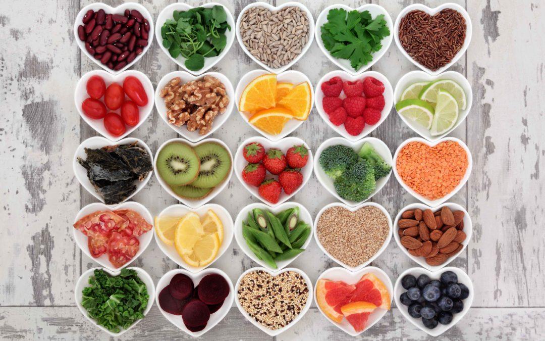 Antioxidantes para una mejor vida
