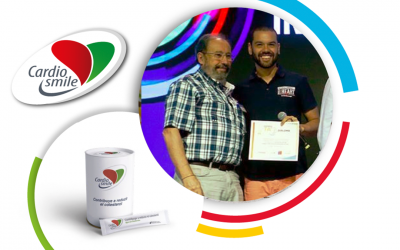 Cardiosmile: uno de los pitch ganadores en el III encuentro Transforma Alimentos y Pro Chile